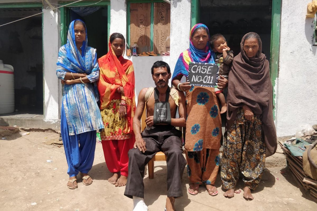 Case 011 – Roshan Rajak Chamdiya