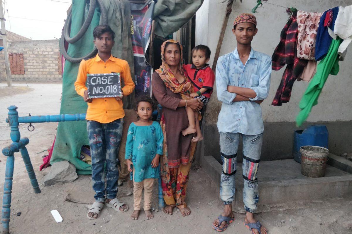 Case 018 – Hanifa Kasam Bhati
