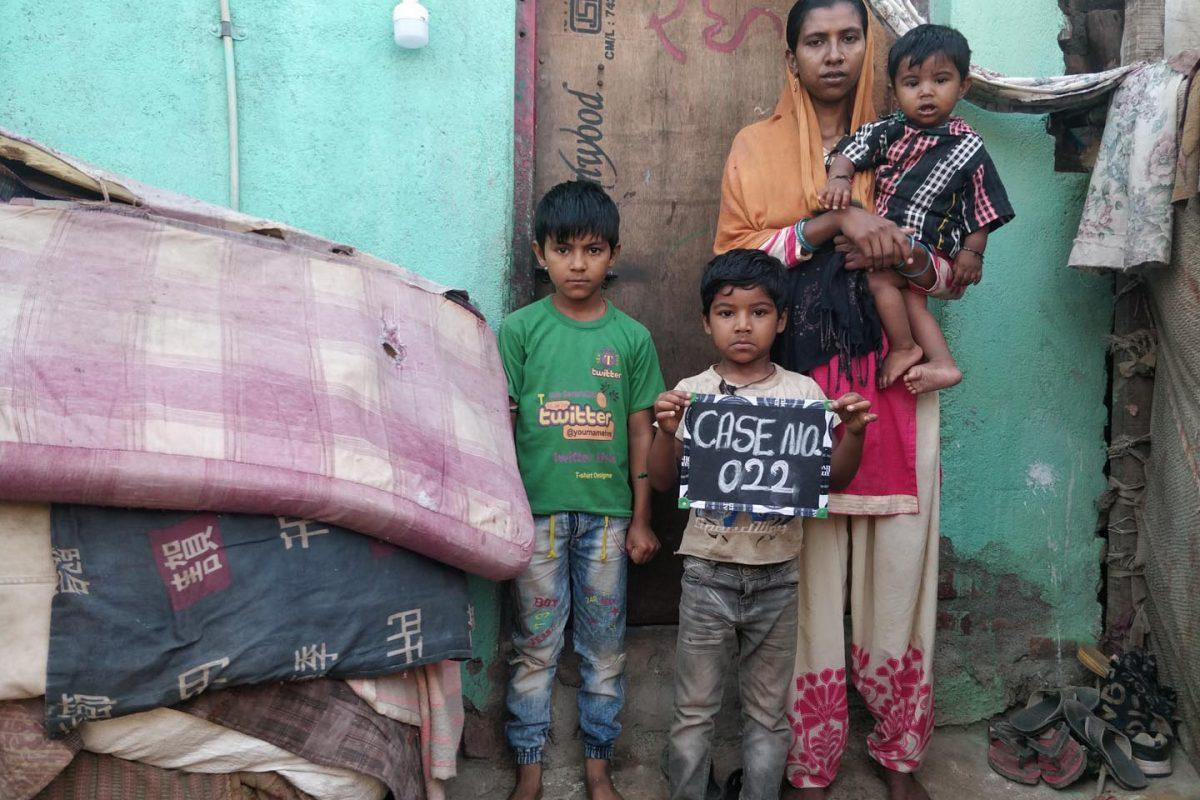 Case 022 – Rahima Ajij Sanghar