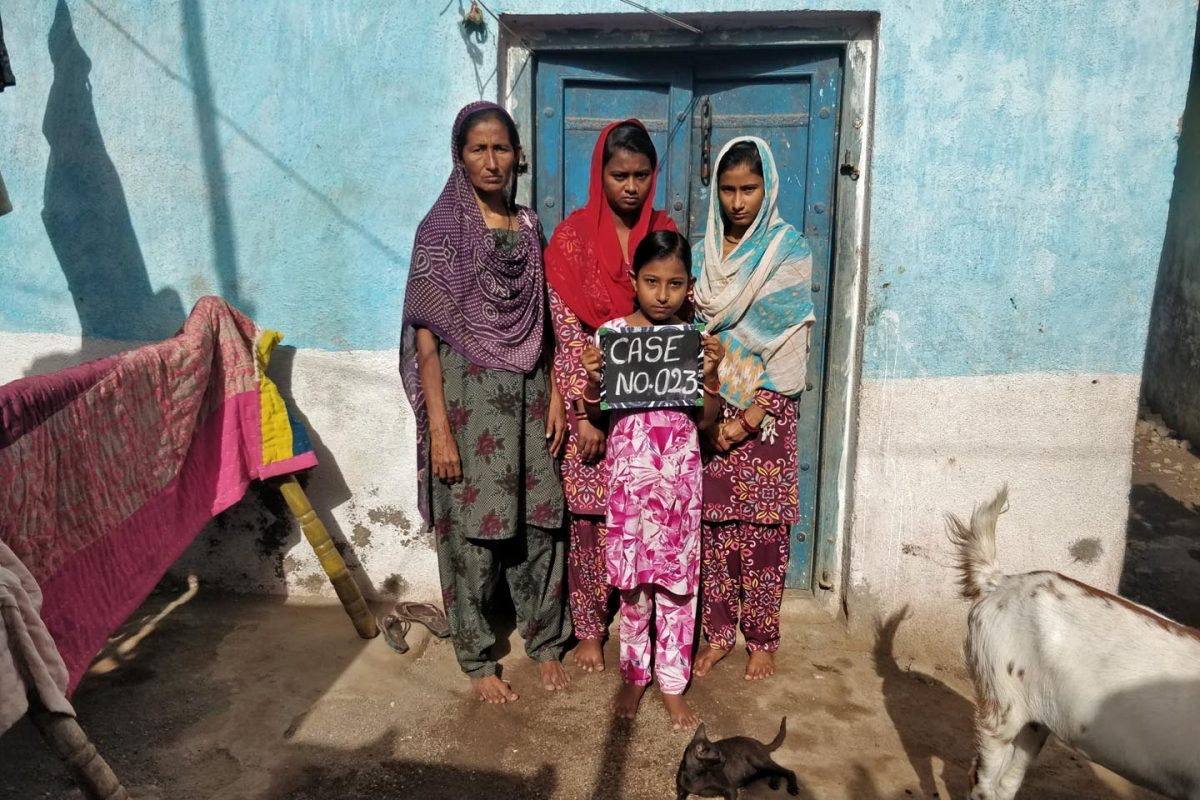 Case 023 – Saru Mamad Bhokal