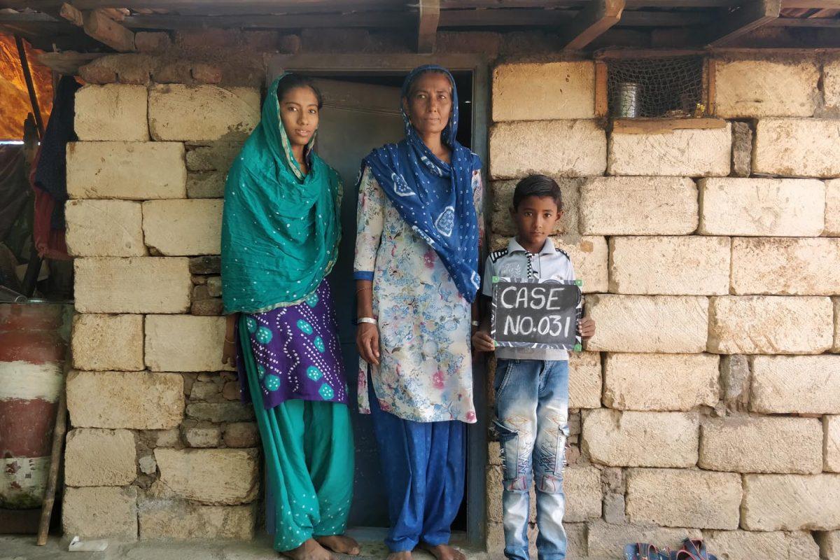 Case 031 – Reshma Ismail Kakal