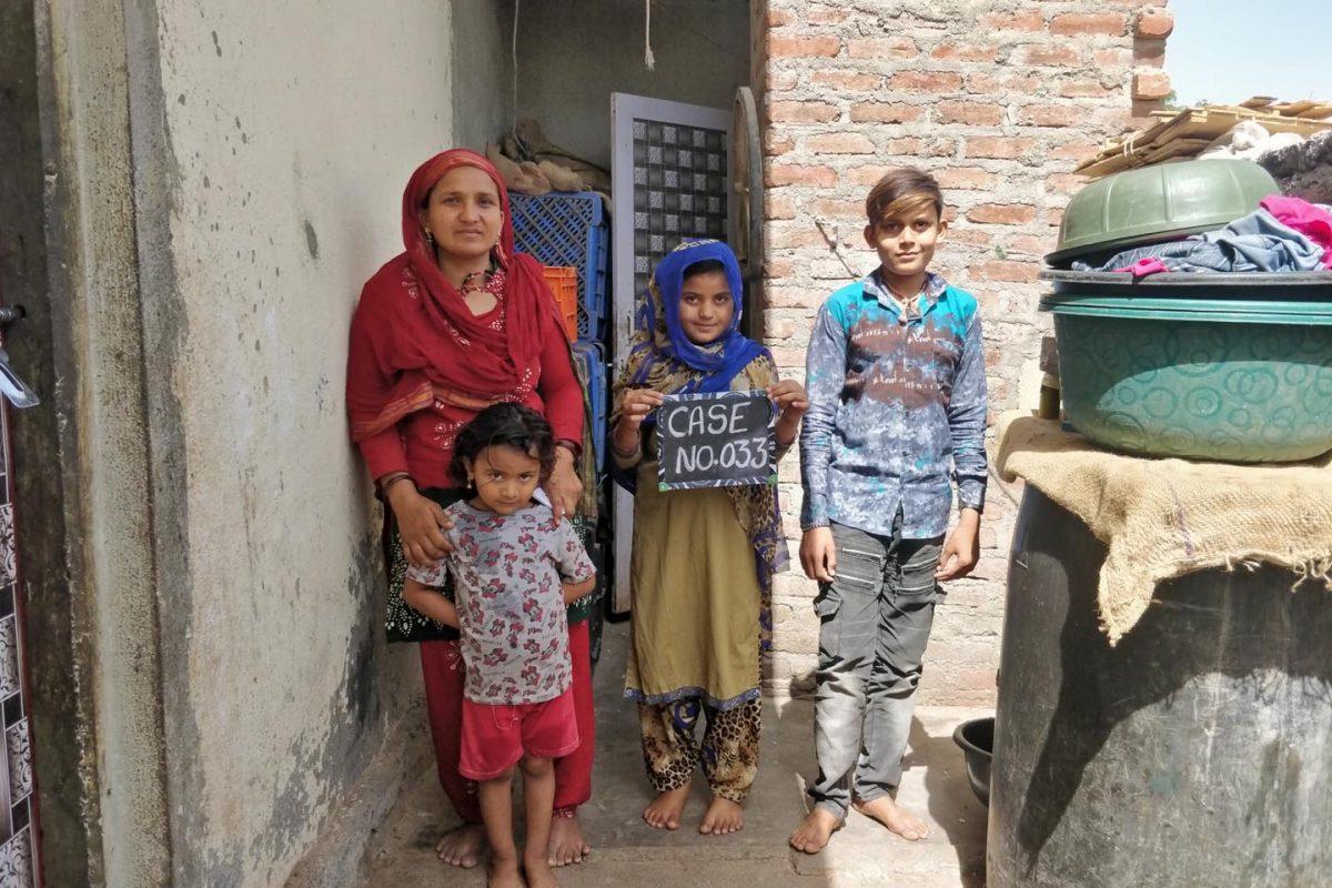 Case 033 – Kulsam Siddiksha Shamadar