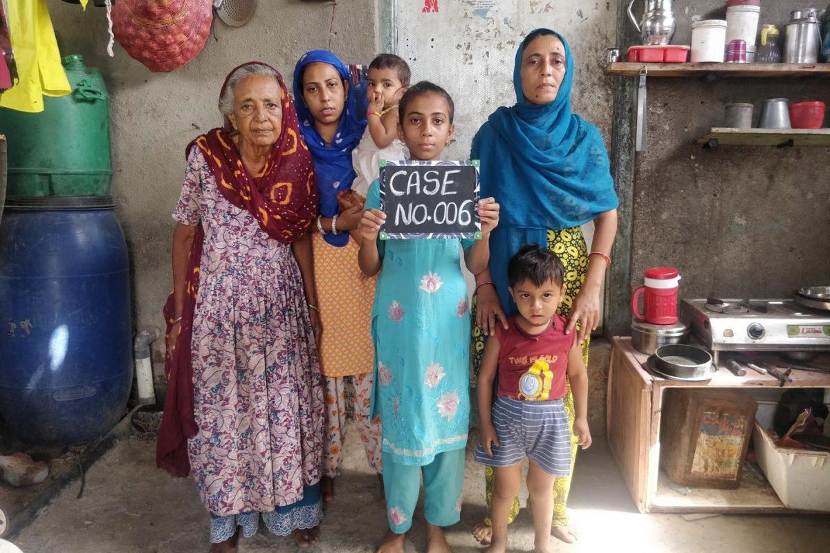 Case 006 – Amina Iqbal Saiyad Kadri