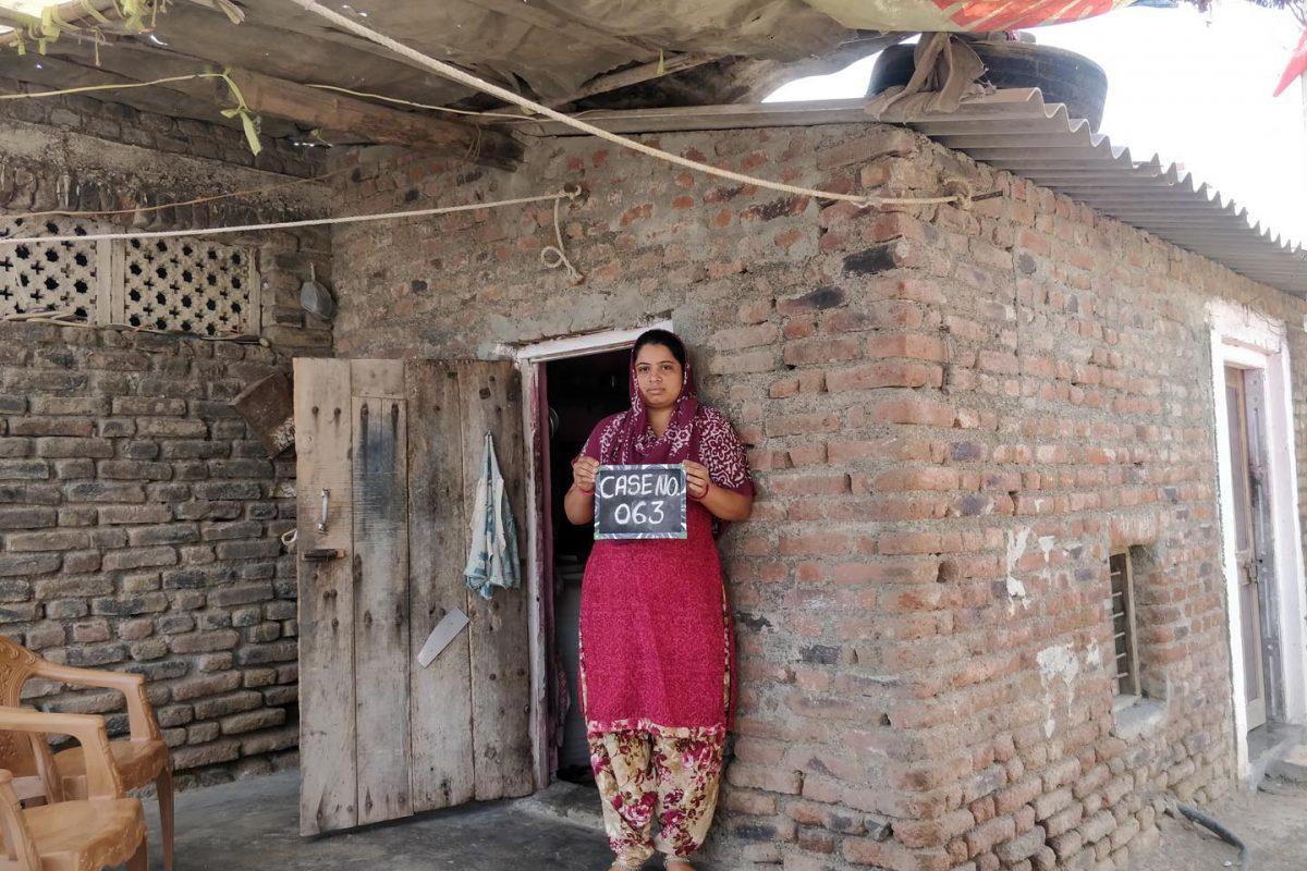 Case 063 – Rijwanabanu Farij Ghavda