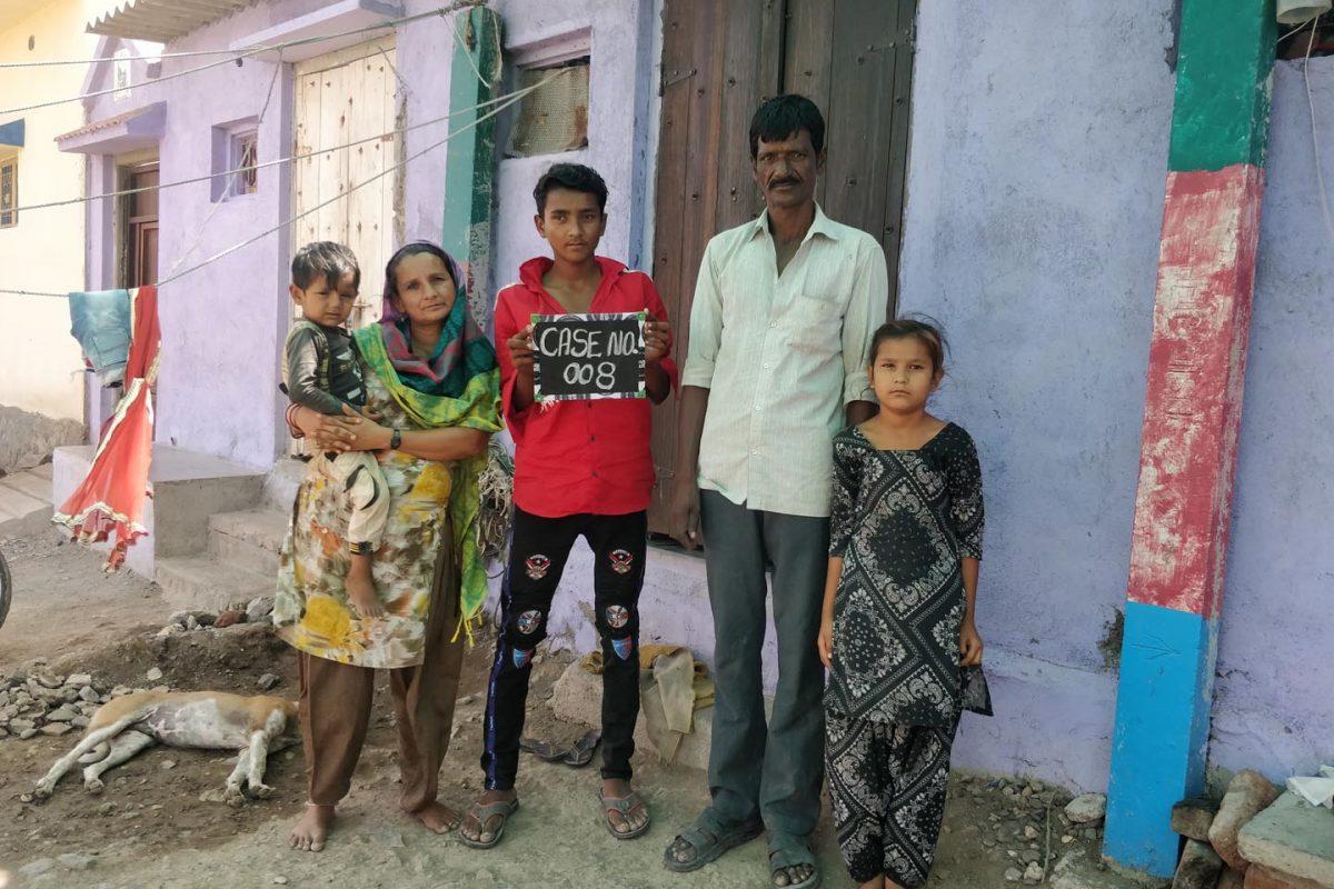 Case 008 – Hanija Ayub Bhagad